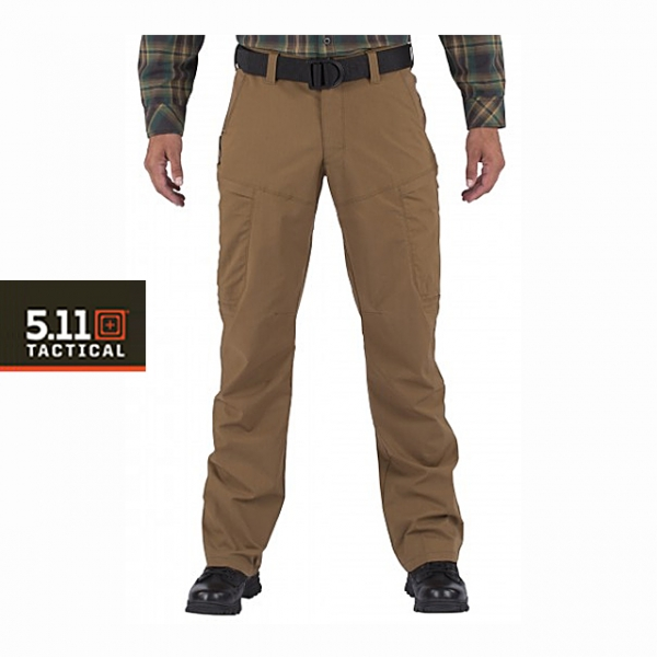 [5.11 Tactical] APEX PANT - 5.11 아팩스 팬츠_BATTLE BROWN