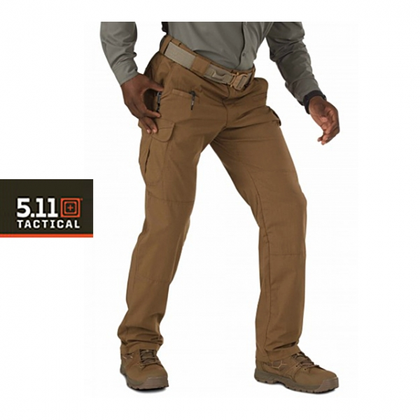 [5.11 Tactical] STRYKE™ PANT - 5.11 스트라이크팬츠_BATTLE BROWN