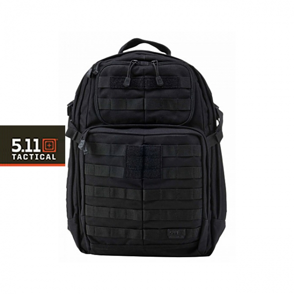 [5.11 Tactical] RUSH24™ BACKPACK - 5.11 러쉬 24 백팩_BLACK