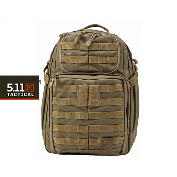 [5.11 Tactical] RUSH24™ BACKPACK - 5.11 러쉬 24 백팩_SANDSTONE