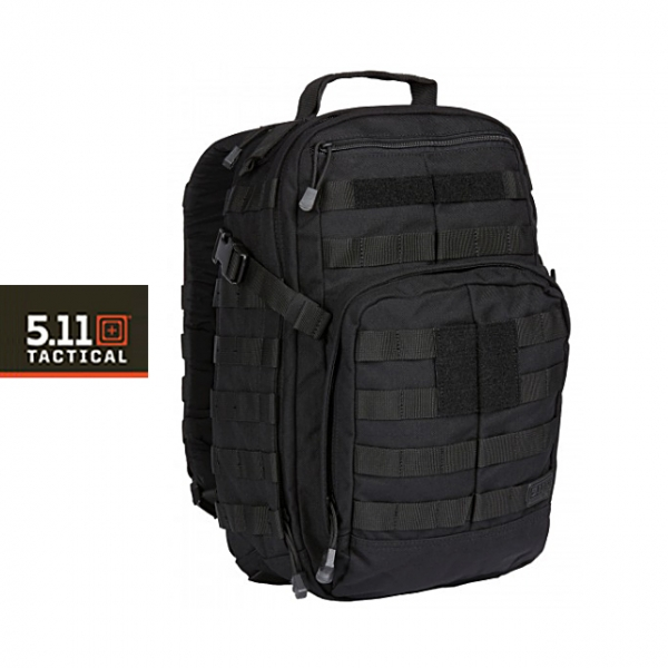 [5.11 Tactical] RUSH12 BACKPACK - 5.11 러쉬 12 백팩_BLACK