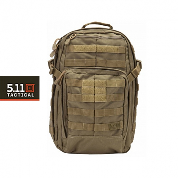 [5.11 Tactical] RUSH12 BACKPACK - 5.11 러쉬 12 백팩_SANDSTONE