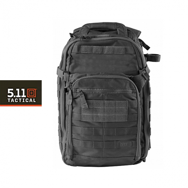 [5.11 Tactical] ALL HAZARDS PRIME BACKPACK - 5.11 올해저드 프라임 백팩_BLACK