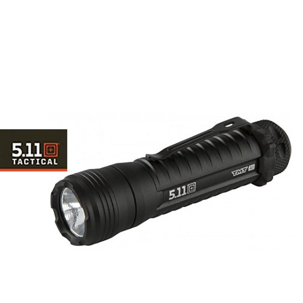 [5.11 Tactical] TMT™ A1 FLASHLIGHT - 5.11 TMT A1 플래시라이트_BLACK