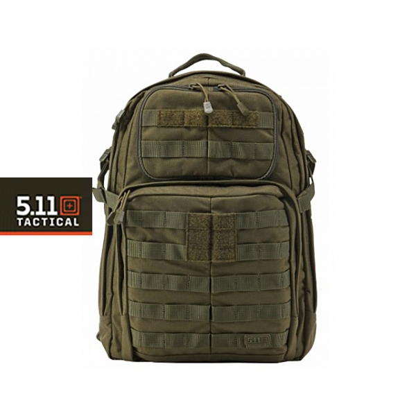 [5.11 Tactical] RUSH24™ BACKPACK - 5.11 러쉬24 백팩_TAC OD