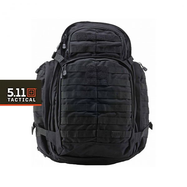 [5.11 Tactical] RUSH72™ BACKPACK - 5.11 러쉬72 백팩_BLACK