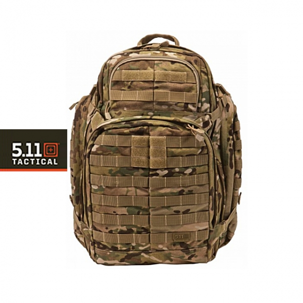 [5.11 Tactical] RUSH72™ BACKPACK - 5.11 러쉬72 백팩_MULTICAM
