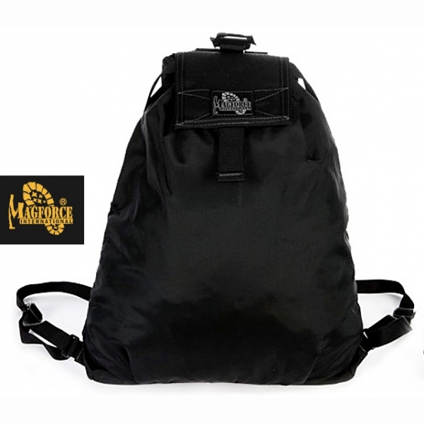 [Magforce] Folding Backpack Pouch - 맥포스 폴딩 백팩 파우치_Black