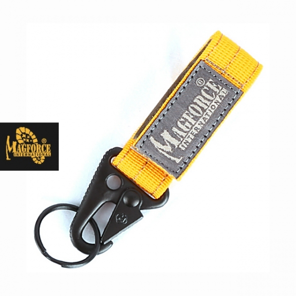 [Magforce] Belt Key Holder - 맥포스 벨트 키 홀더_Yellow