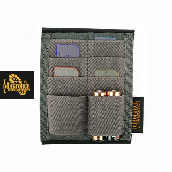 [Magforce] SD Card Organizer - 맥포스 SD카드 오거나이저_Foliage