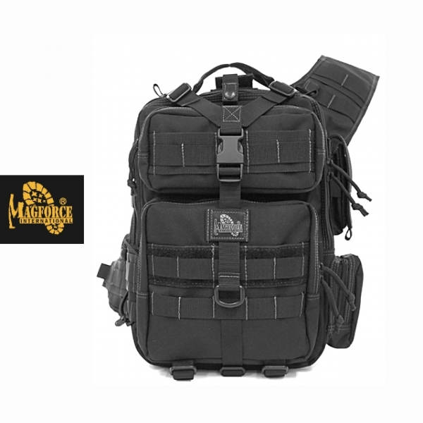 [Magforce] Typhoon Sling Bag - 맥포스 타이푼 슬링백_Black