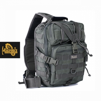 [Magforce] Mega Swallow Sling Bag - 맥포스 메가 스왈로우 슬링백_Foliage
