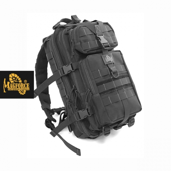 [Magforce] Falcon II Backpack - 맥포스 팔콘2 백팩_Black