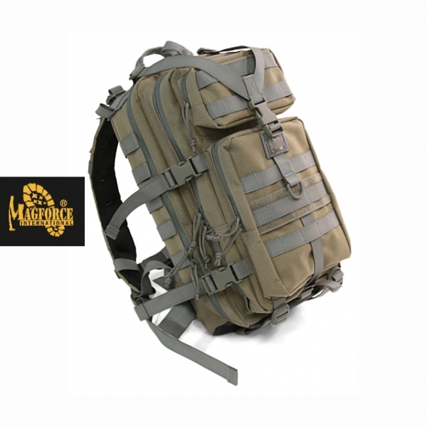 [Magforce] Falcon II Backpack - 맥포스 팔콘2 백팩_Khaki Foliage