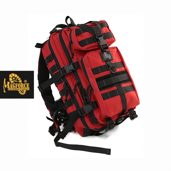 [Magforce] Falcon II Backpack - 맥포스 팔콘2 백팩_Red