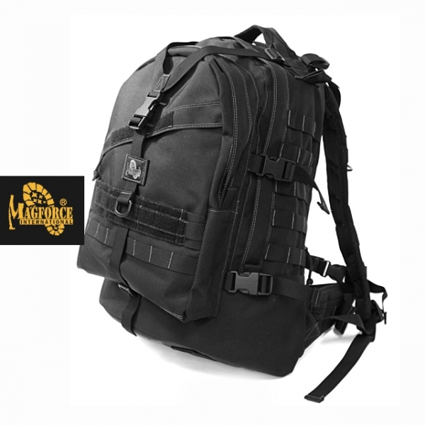 [Magforce] Vulture II 3day Backpack - 맥포스 벌쳐2 3day 백팩_Black