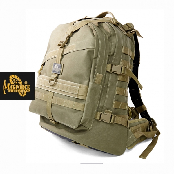 [Magforce] Vulture II 3day Backpack - 맥포스 벌쳐2 3day 백팩_Khaki