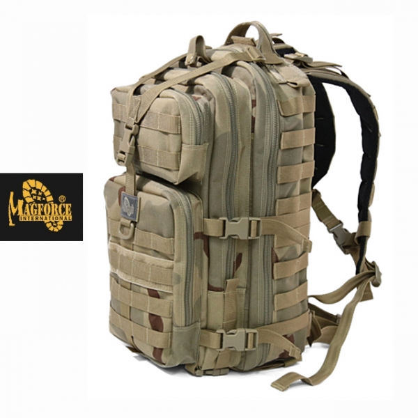 [Magforce] Super Falcon Backpack - 맥포스 슈퍼 팔콘 백팩_Desert Camo