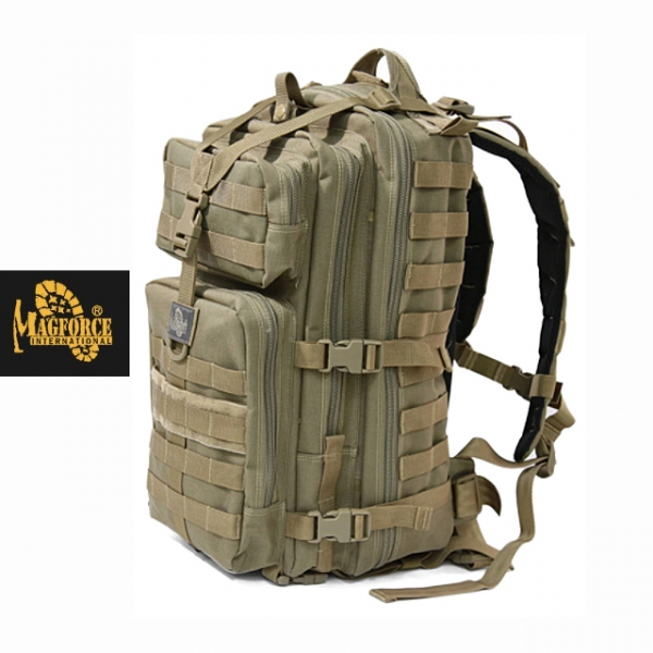 [Magforce] Super Falcon Backpack - 맥포스 슈퍼 팔콘 백팩_Khaki