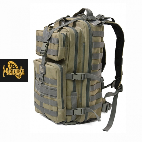 [Magforce] Super Falcon Backpack - 맥포스 슈퍼 팔콘 백팩_Khaki Foliage