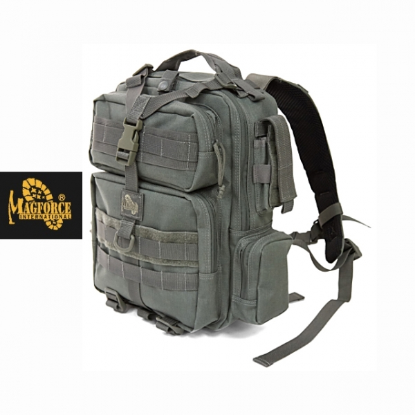 [Magforce] Typhoon Backpack - 맥포스 타이푼 백팩_Foliage
