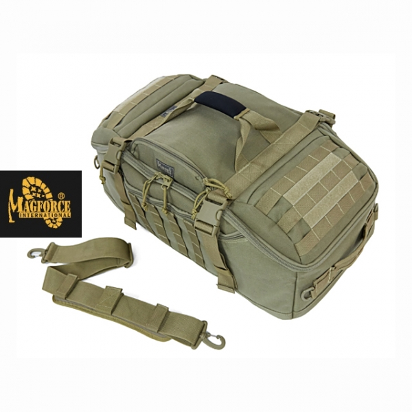 [Magforce] Albatross 3Way Bag - 맥포스 알바트로스 3way 백_Khaki