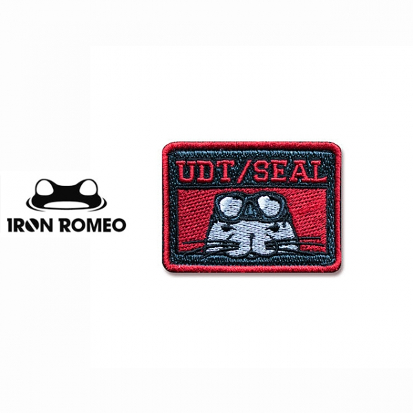 [IRON ROMEO] IR018 UDT/SEAL CARTOON 패치