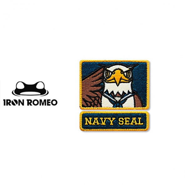 [IRON ROMEO] IR106 NAVYSEAL CARTOON 2015 (2IN1) 패치