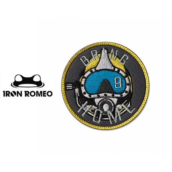 [IRON ROMEO] IR146 Bring 9 Home 패치