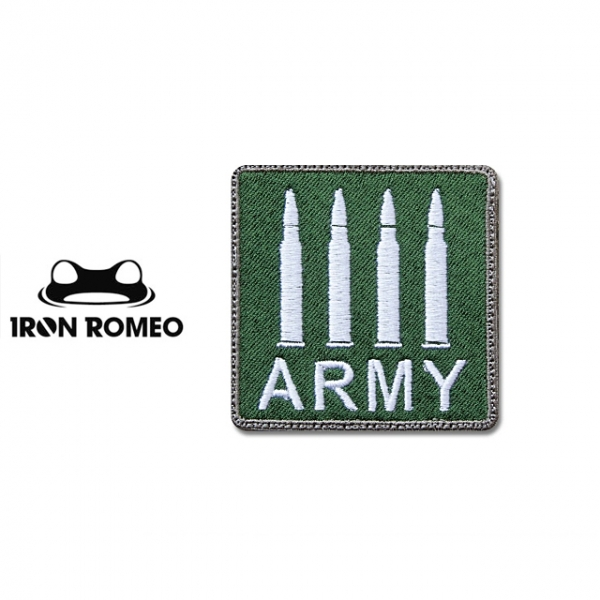 [IRON ROMEO] IR178 ARMY 패치
