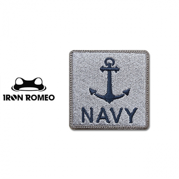 [IRON ROMEO] IR179 NAVY 패치