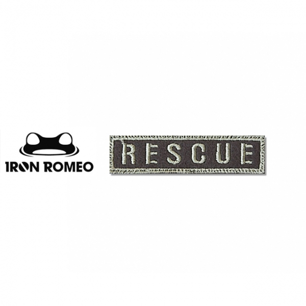 [IRON ROMEO] IR203 RESCUE_타이포_OD 패치