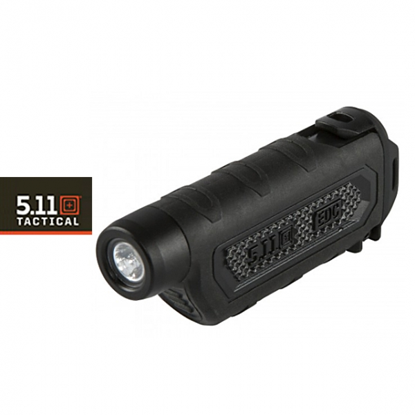 [5.11 Tactical] TPT™ EDC FLASHLIGHT - 5.11 TPT EDC 라이트_BLACK