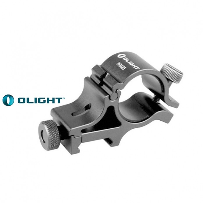 [OLIGHT] Weapon Mount Straight - 오라이트 M1X Striker & M3X-UT 플래쉬 웨폰 마운트