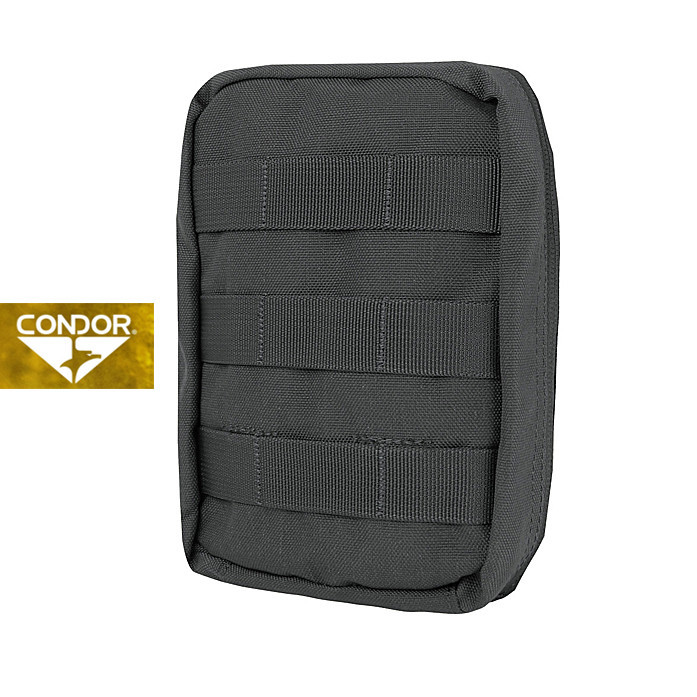 [Condor] MA21 EMT POUCH 콘도르 MA21 EMT 파우치_BLACK