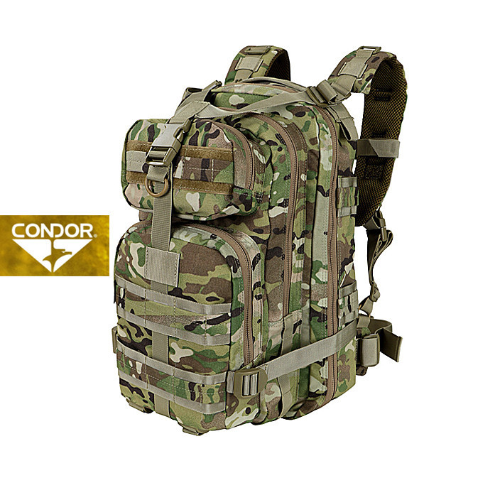 [Condor] 126 COMPACT ASSAULT PACK 콘도르 컴팩 어썰트 팩_MULTICAM