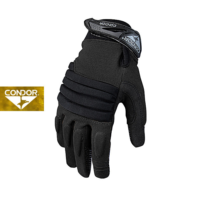 [Condor] 226 STRYKER PADDED KNUCKLE GLOVE_BLACK