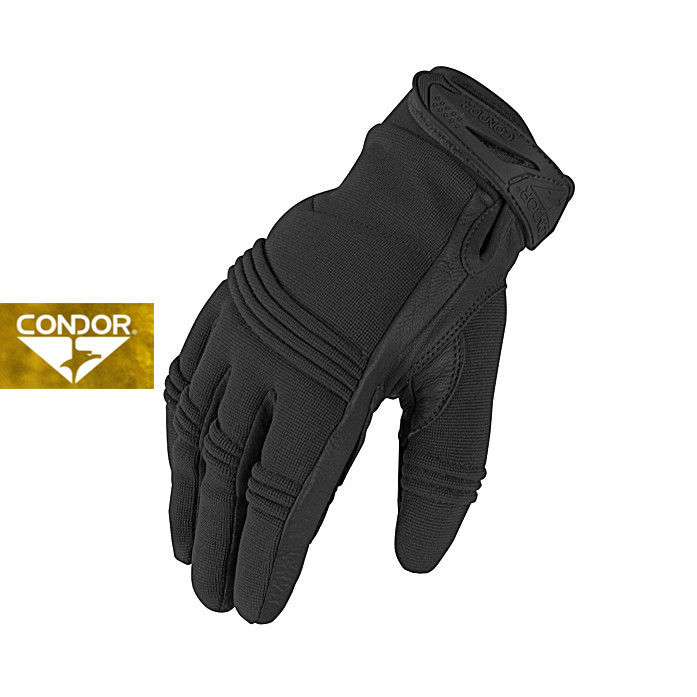 [Condor] 15252 TACTICIAN TACTILE GLOVES 콘도르 택티션 택틀 글러브_BLACK