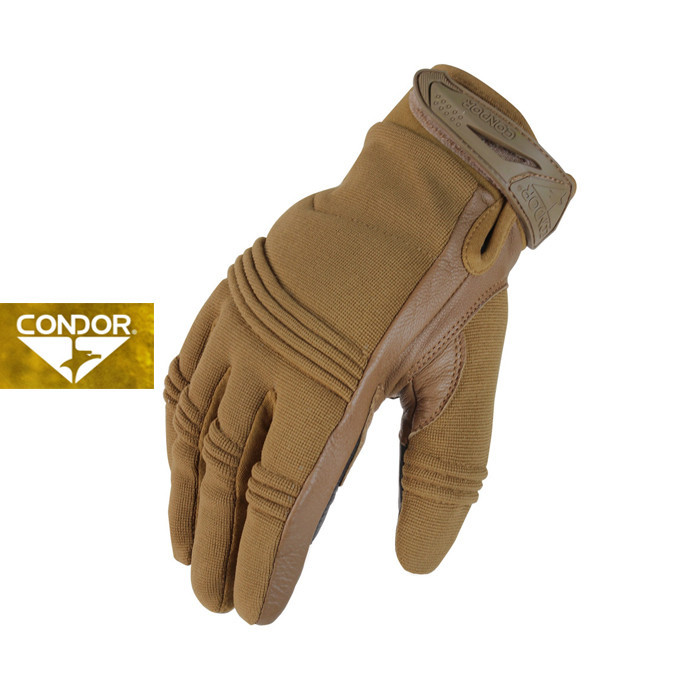 [Condor] 15252 TACTICIAN TACTILE GLOVES 콘도르 택티션 택틀 글러브_COYOTE BROWN