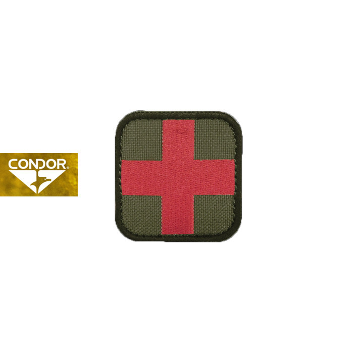 [Condor] 231 MEDIC PATCH 콘도르 메딕 패치_OLIVE DRAB