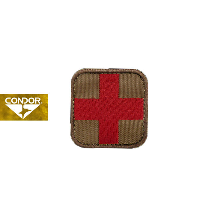 [Condor] 231 MEDIC PATCH 콘도르 메딕 패치_COYOTE BROWN