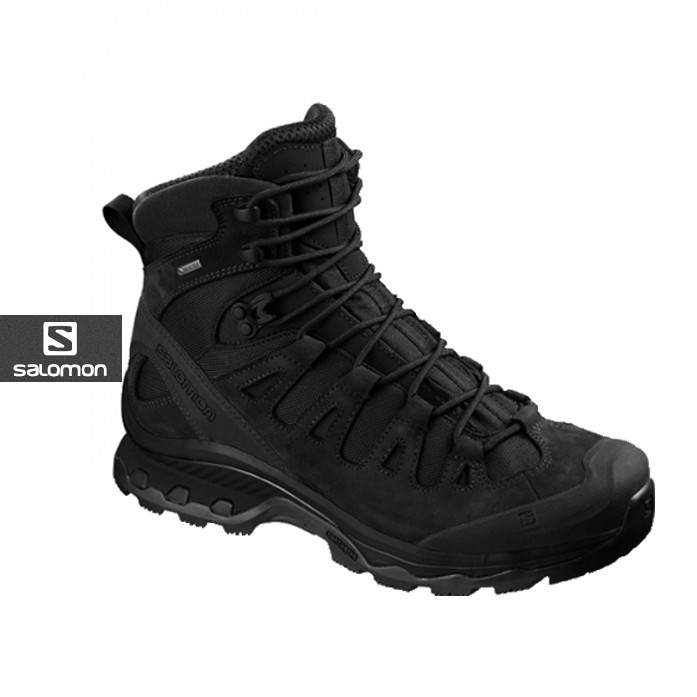 [SALOMON] SALOMON QUEST 4D GTX FORCES 2EN 살로몬 퀘스트 4D 고어텍스 포스 2EN_BLACK